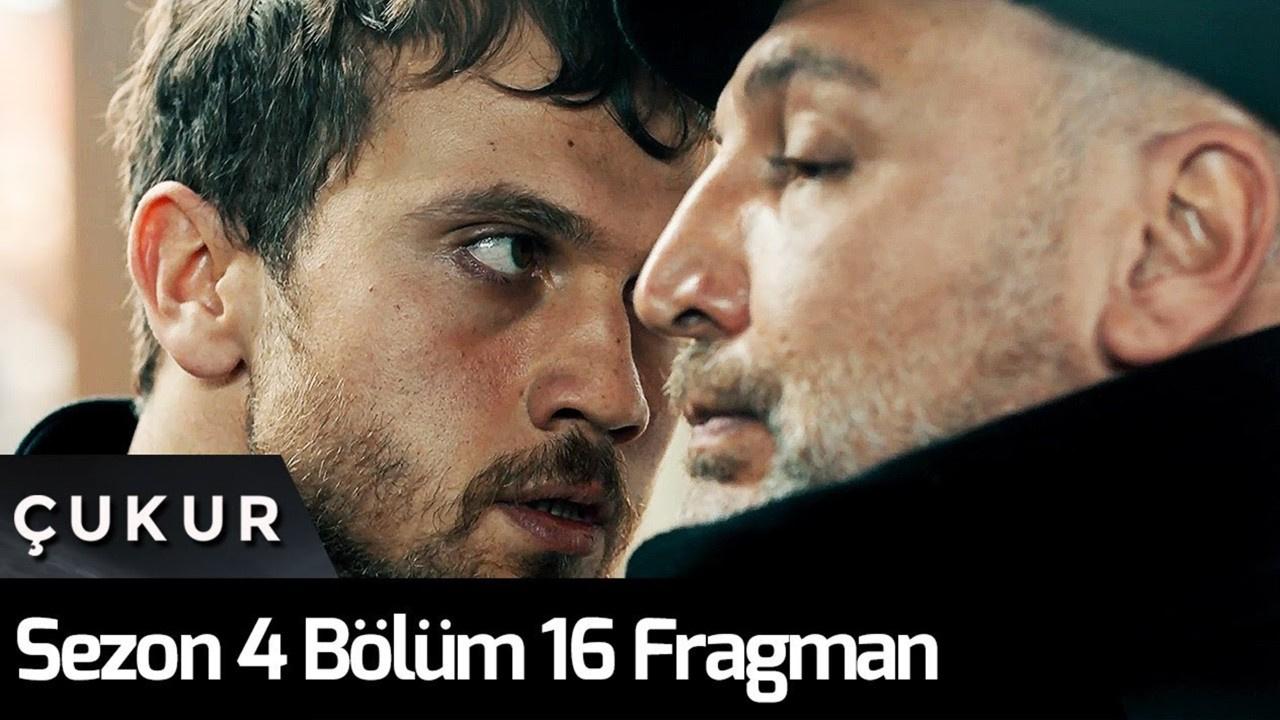 Çukur dizisi 4. Sezon 16. Bölüm Fragmanı izle