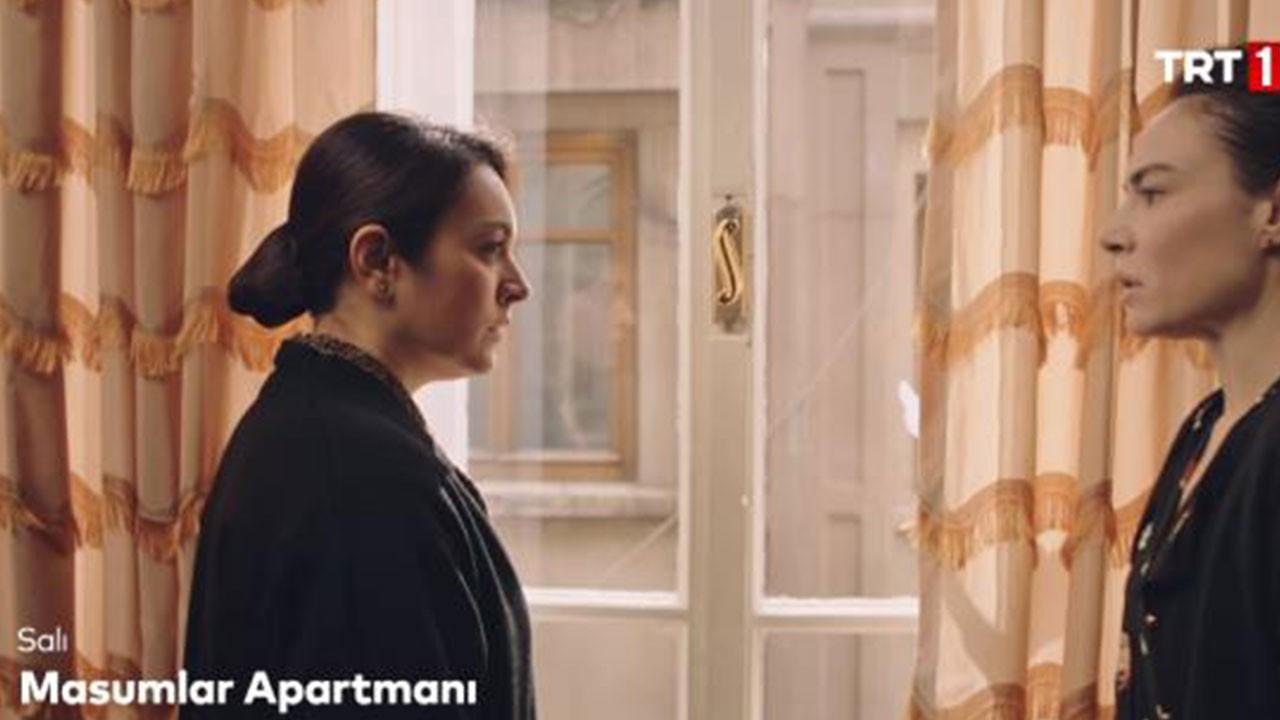 Masumlar Apartmanı 15. Bölüm izle