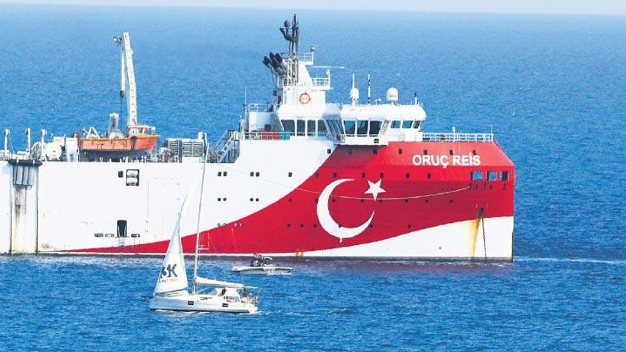 Türkiye'den Oruç Reis için flaş karar!