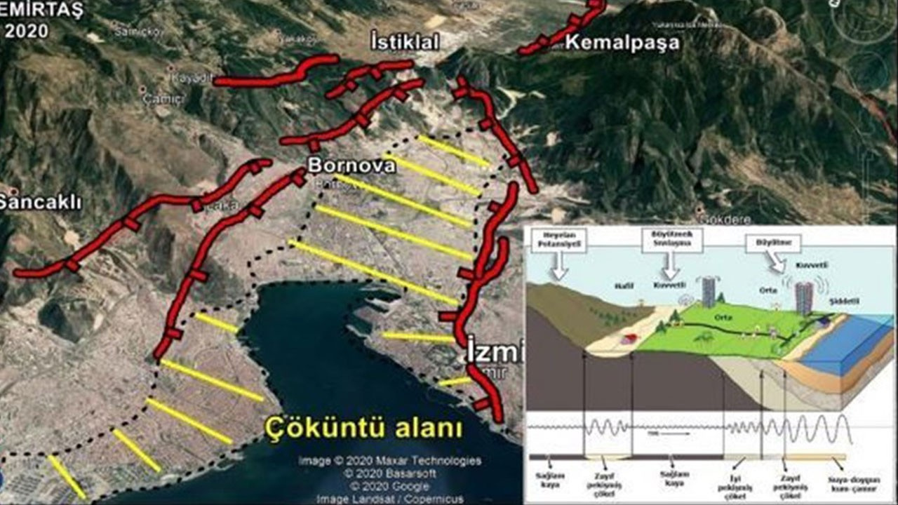 İşte İzmir'deki deprem felaketinin detayları!