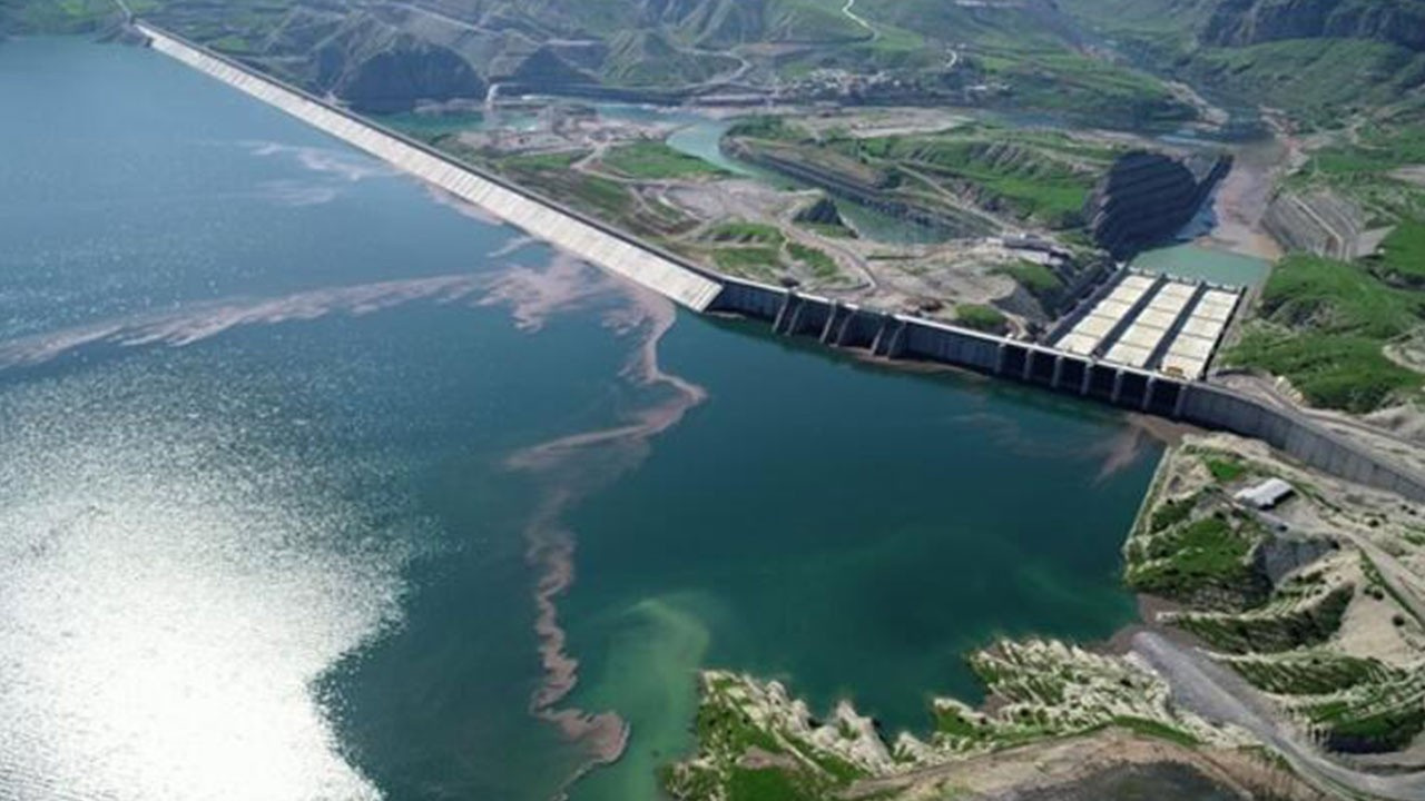 Ilısu barajı tam kapasite çalışacak