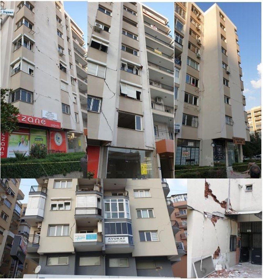 AFAD raporladı!.. İşte İzmir'deki deprem felaketinin detayları! - Sayfa 2