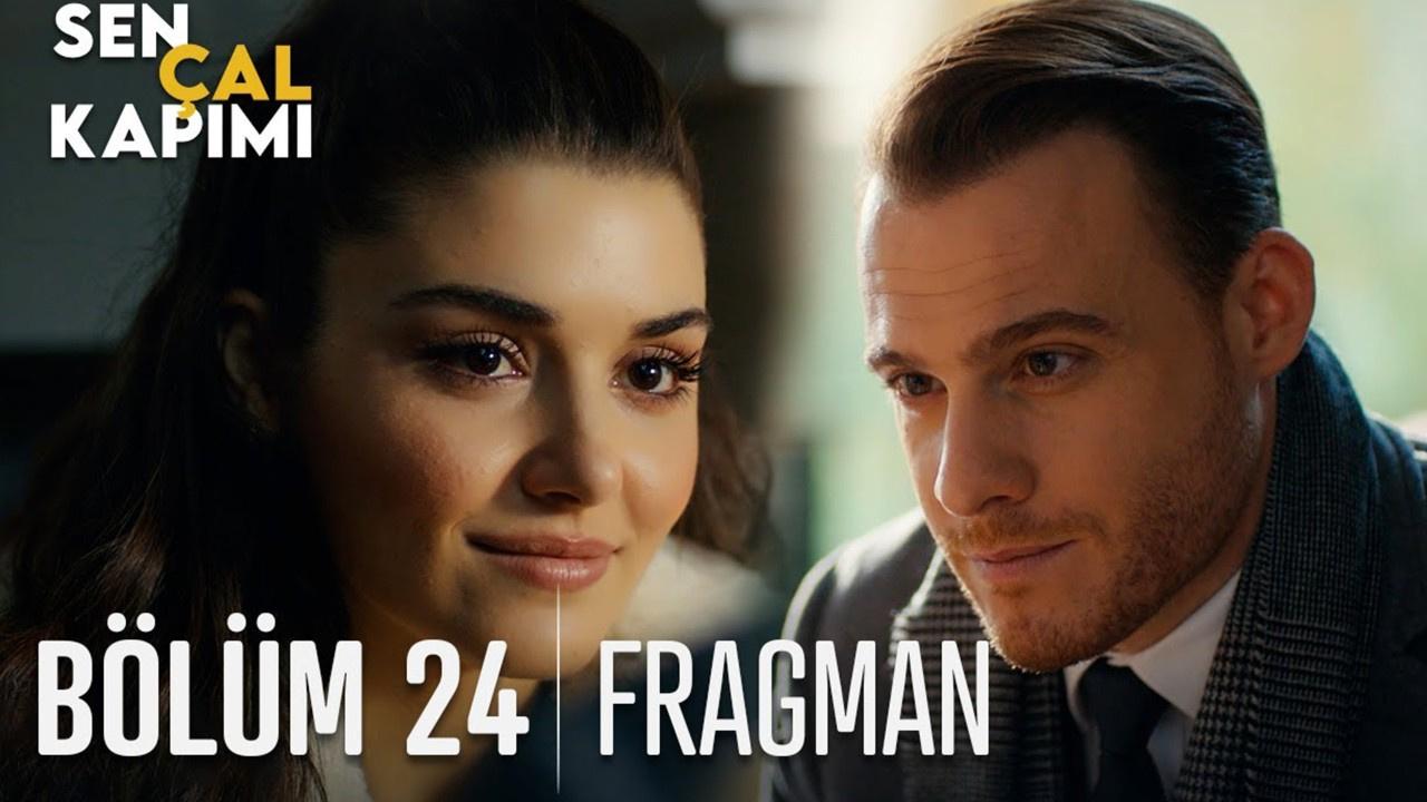 Sen Çal Kapımı dizisi 24. Bölüm Fragmanı izle!