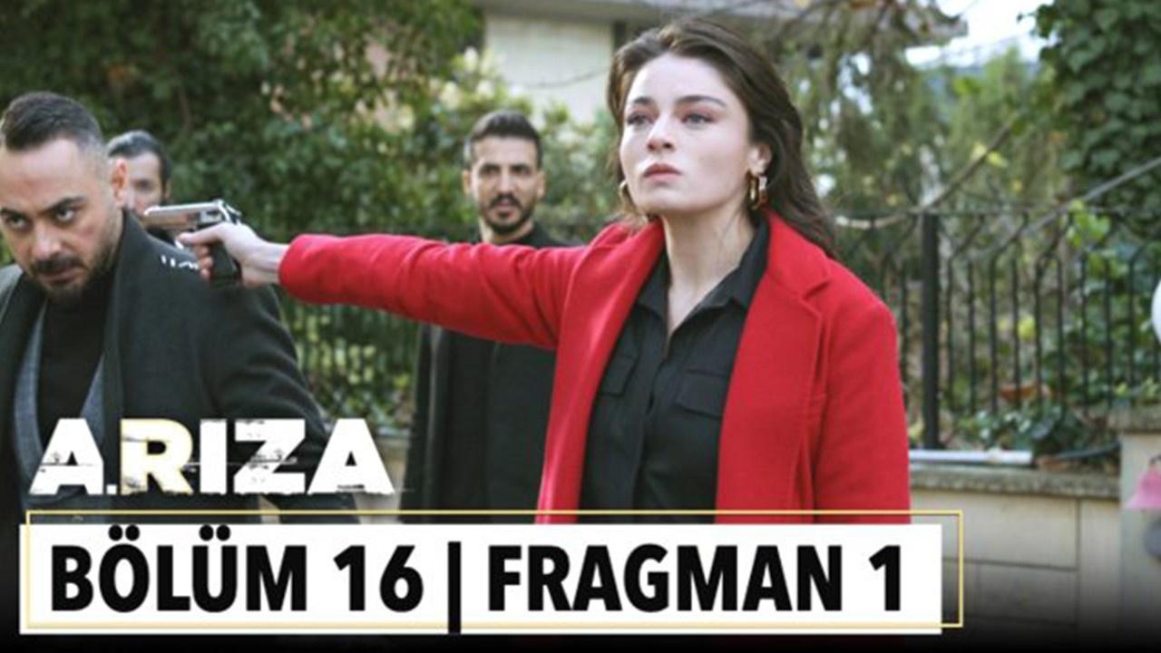 Arıza dizisi 16. Bölüm Fragmanı izle