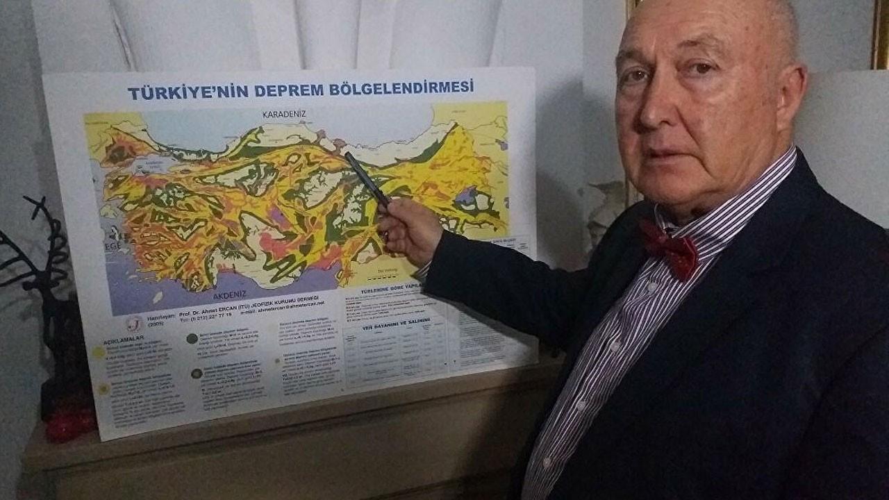 İstanbul depremi 6,4 şiddetinde olacak