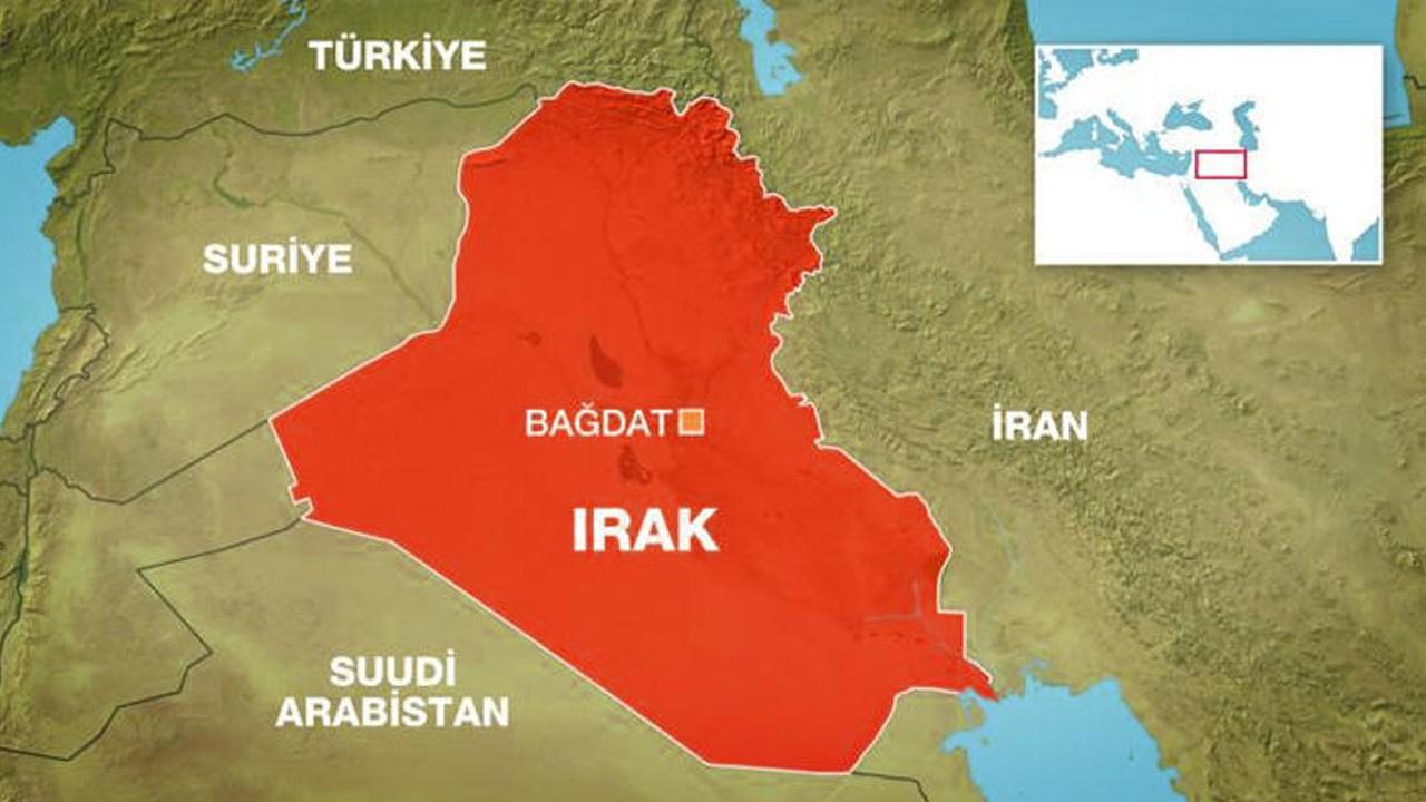 Irak'ta yakıt dolu tankerle saldırı: 6 ölü!