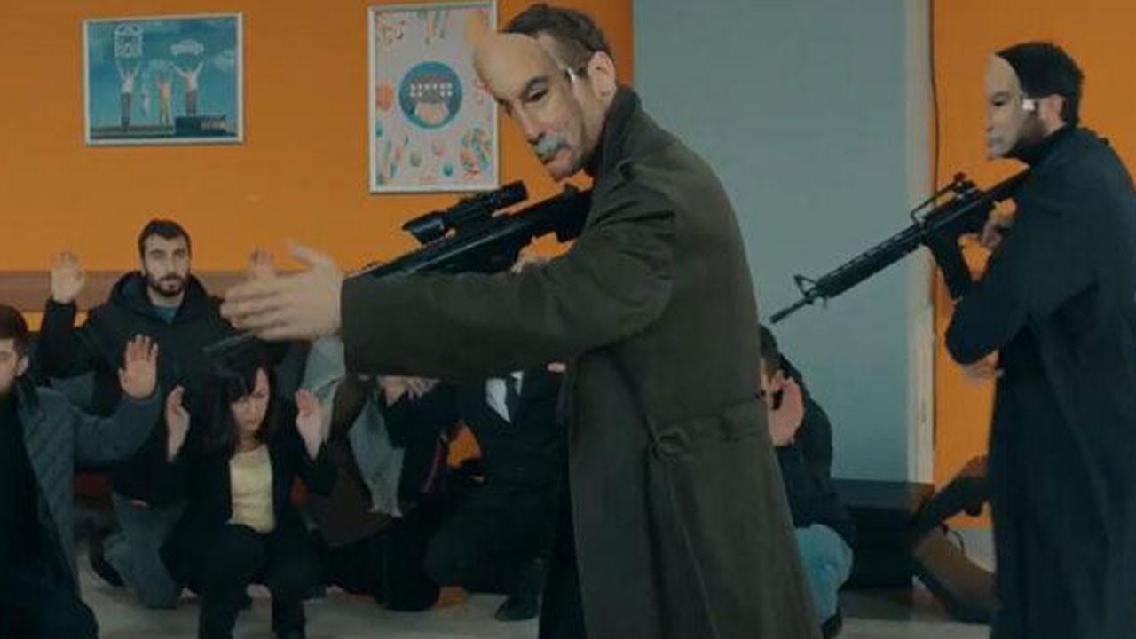 Çukur'da çok konuşulacak soygun!