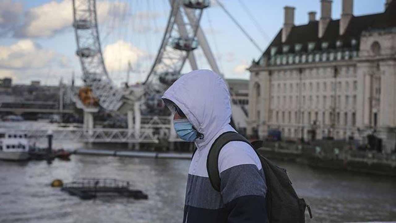 İngiltere'de rekor ölüm sayısı: 24 saatte 981 kişi