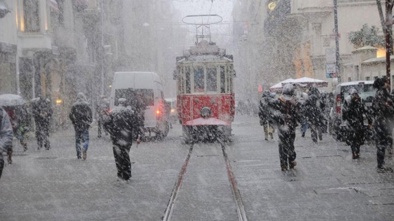 Kar için flaş uyarı! 2012 gibi olacak!