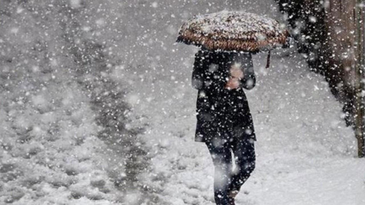 Yoğun kar, sağanak ve fırtına vuracak!
