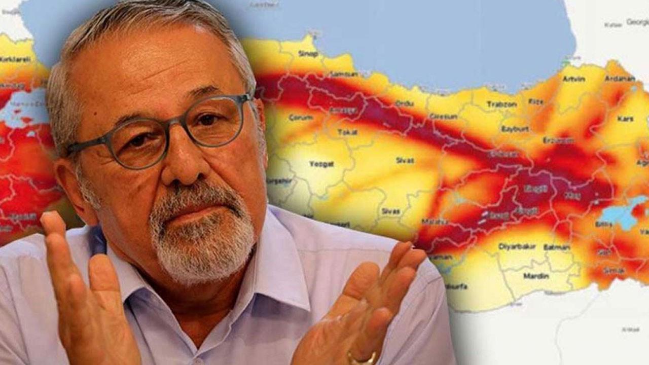 Kandilli'nin açıklamalarına Naci Görür'den destek