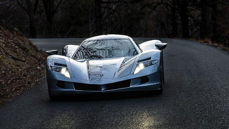 3.5 milyon dolardan başlıyor!.. Elektrikli ve sadece 50 adet üretilecek!.. 'Dünyanın en çabuk hızlanan otomobili' - Sayfa 3