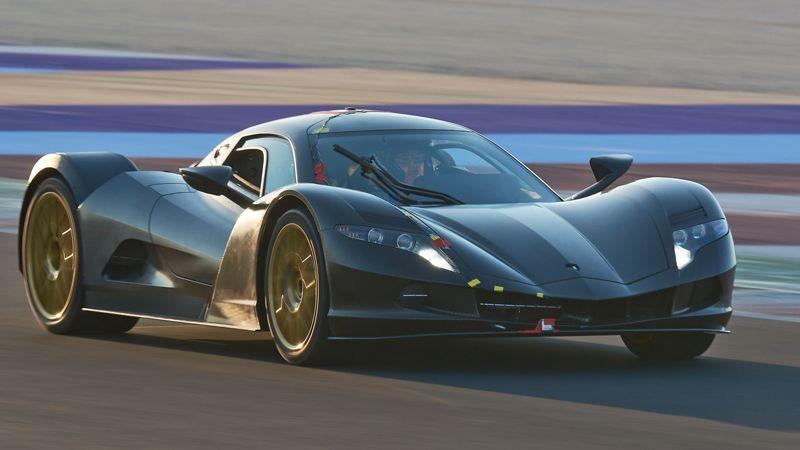 3.5 milyon dolardan başlıyor!.. Elektrikli ve sadece 50 adet üretilecek!.. 'Dünyanın en çabuk hızlanan otomobili' - Sayfa 4