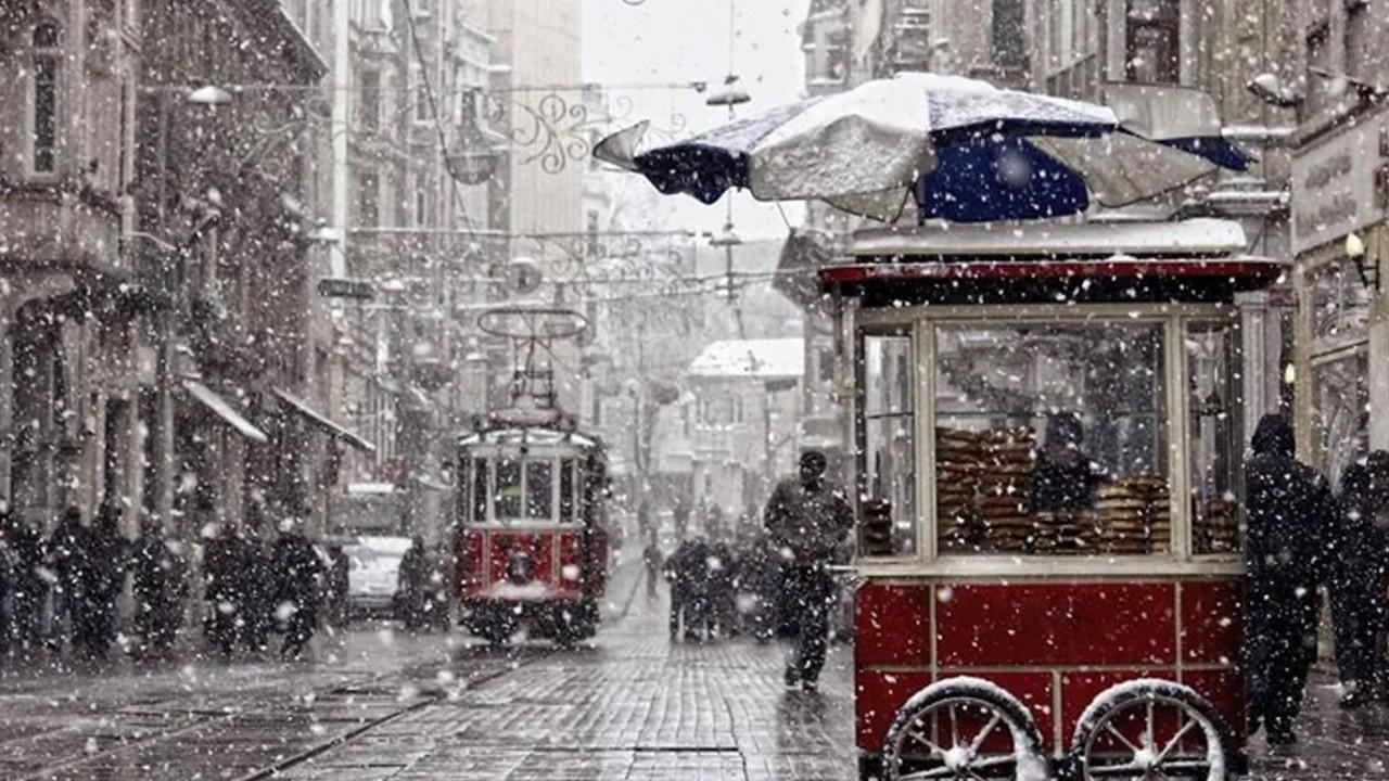 İşte İstanbul'a karın yağacağı tarih!