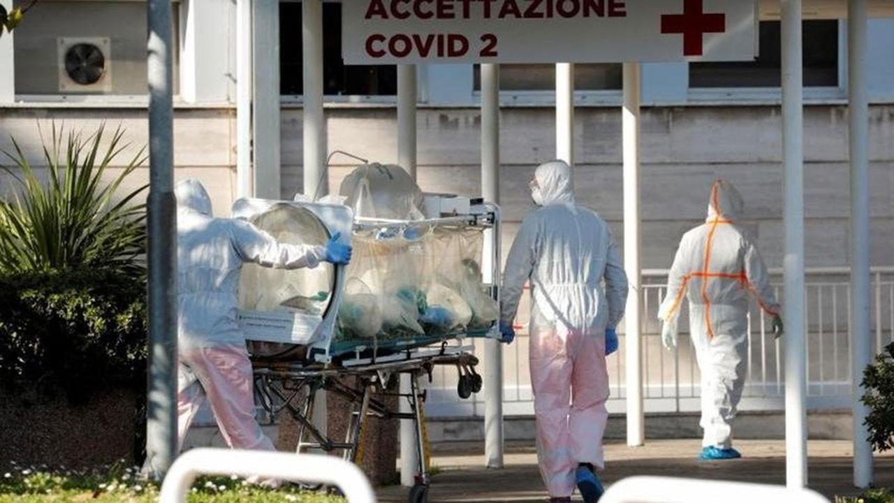 İtalya'da koronavirüs kabusu: 24 saatte 649 ölüm