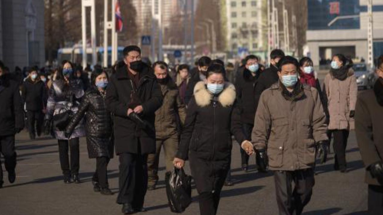 Kuzey Kore'den aşı talebi