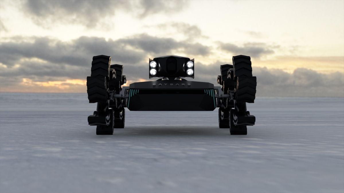 İlk yerli insansız kara aracı üretildi: Baybars - Sayfa 1