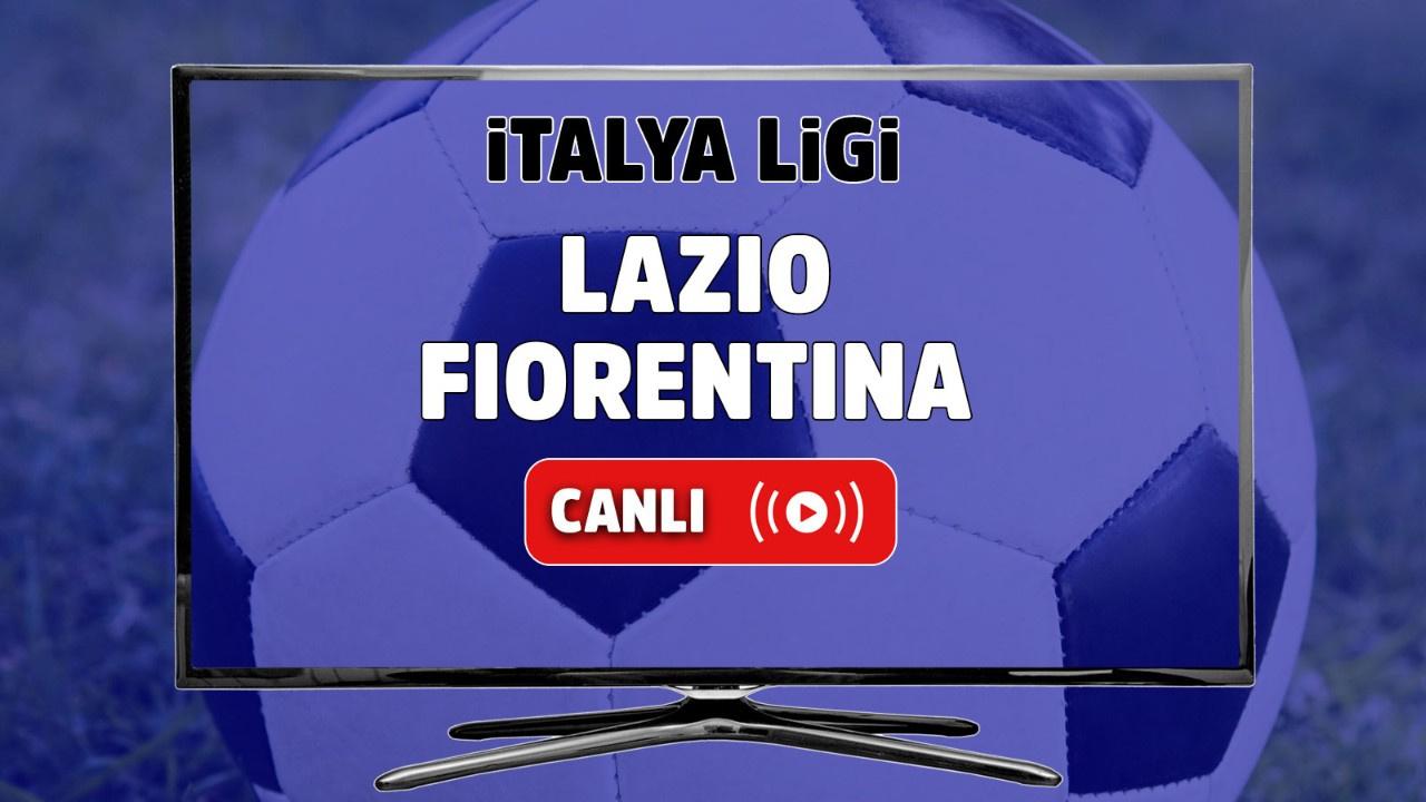 Lazio - Fiorentina Canlı