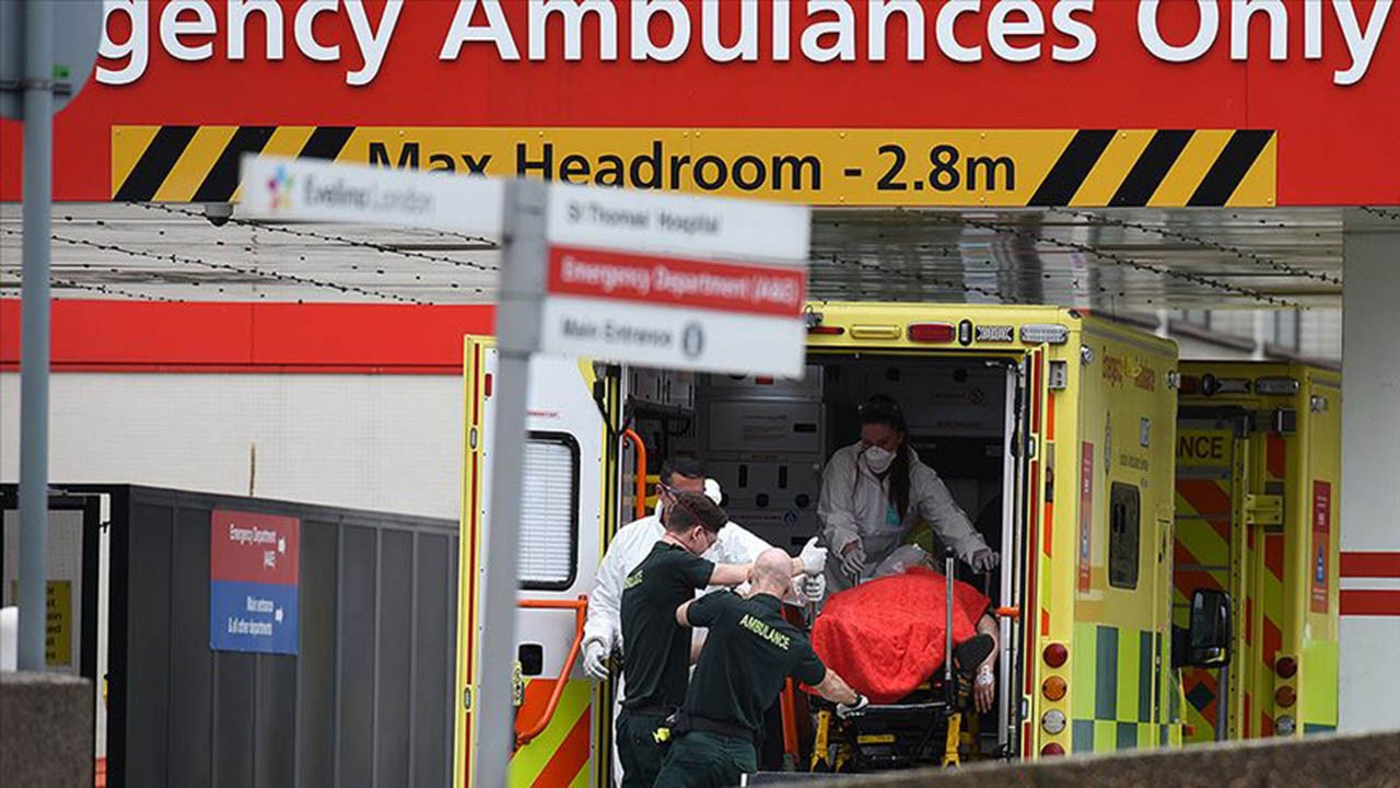 İngiltere'de en yüksek can kaybı raporlandı
