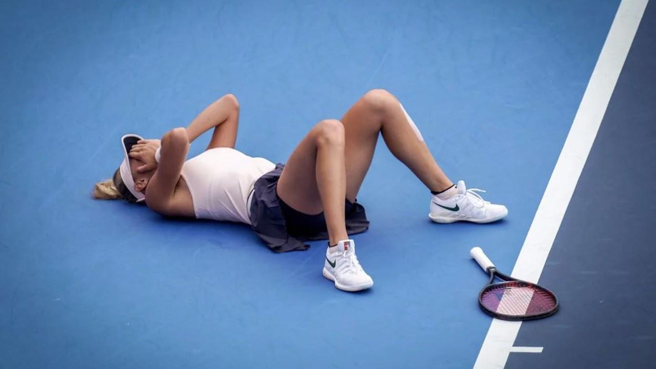 Dünya 29 numarası tenisten men edildi