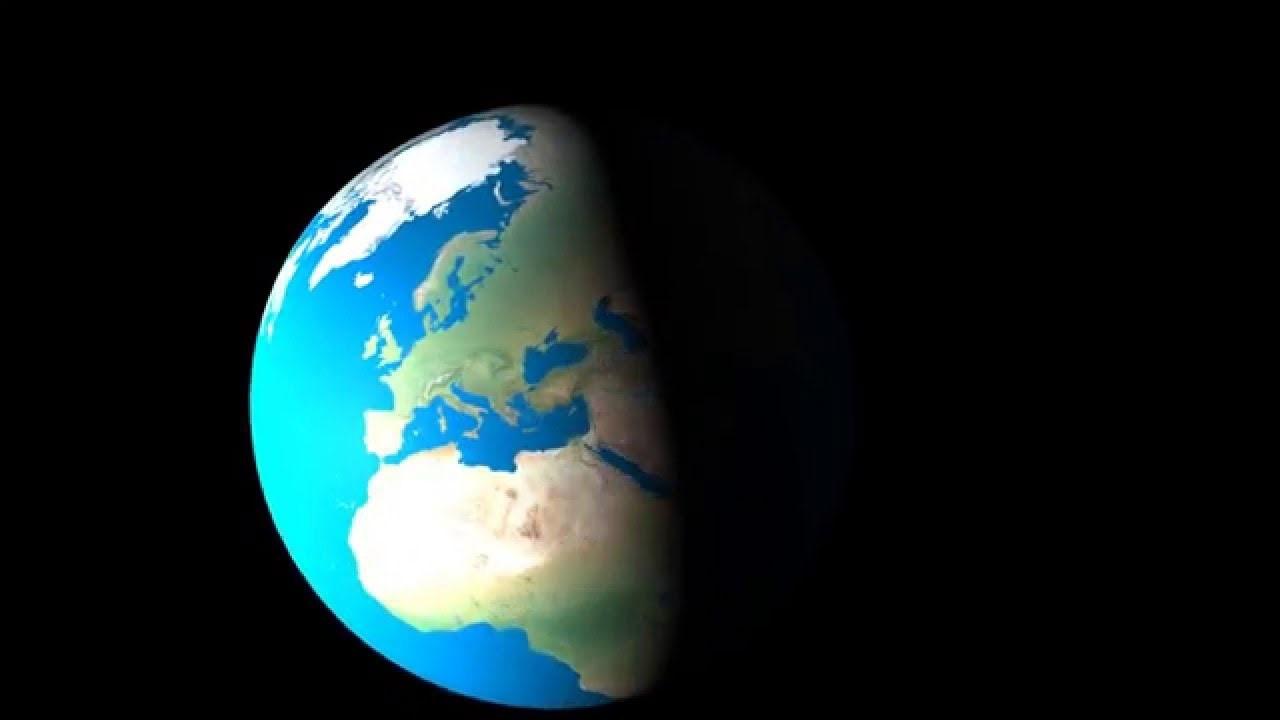 Dünya hiç olmadığı kadar hızlı dönmeye başladı!