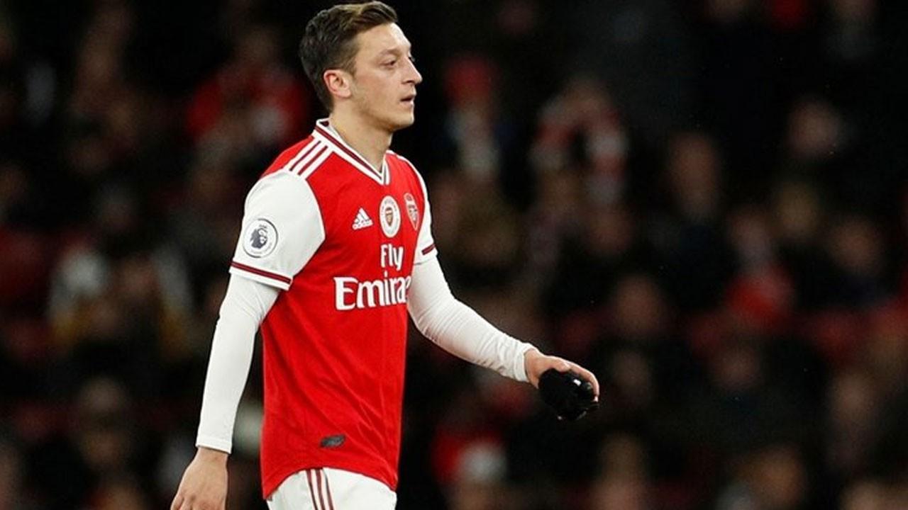 TV100.com okuyucuları Mesut Özil'i oyladı