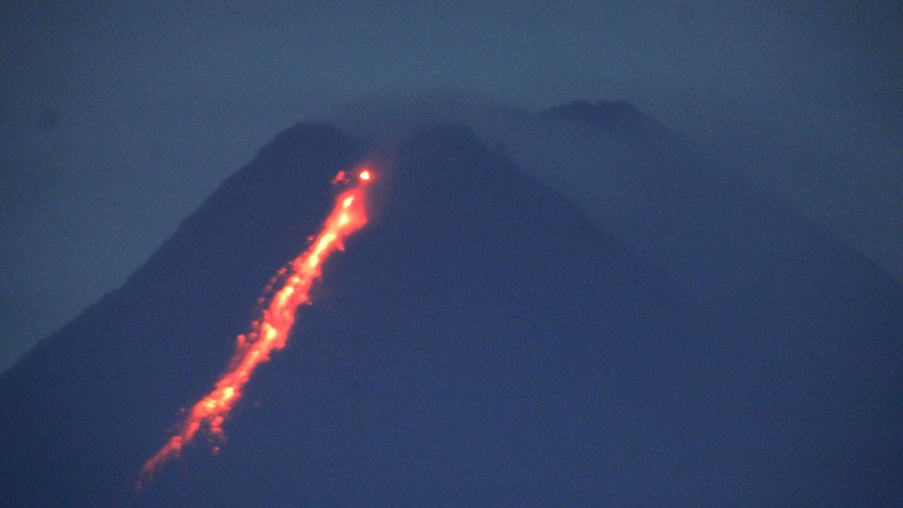 Yanardağ'da peş peşe iki patlama
