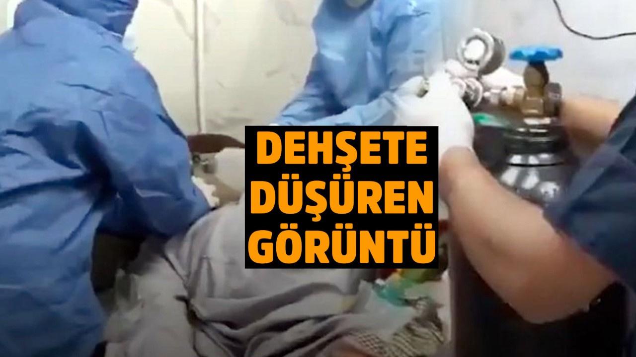 Tüm yoğun bakım hastaları öldü!