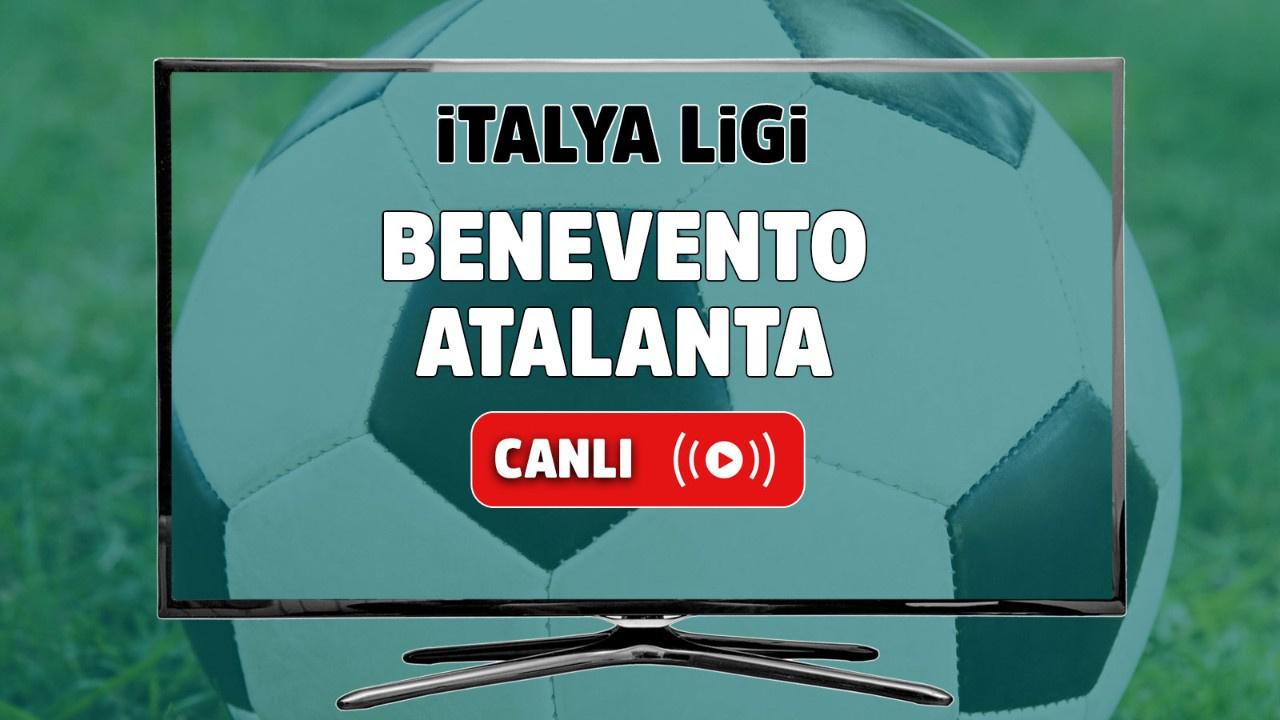 Benevento - Atalanta Canlı