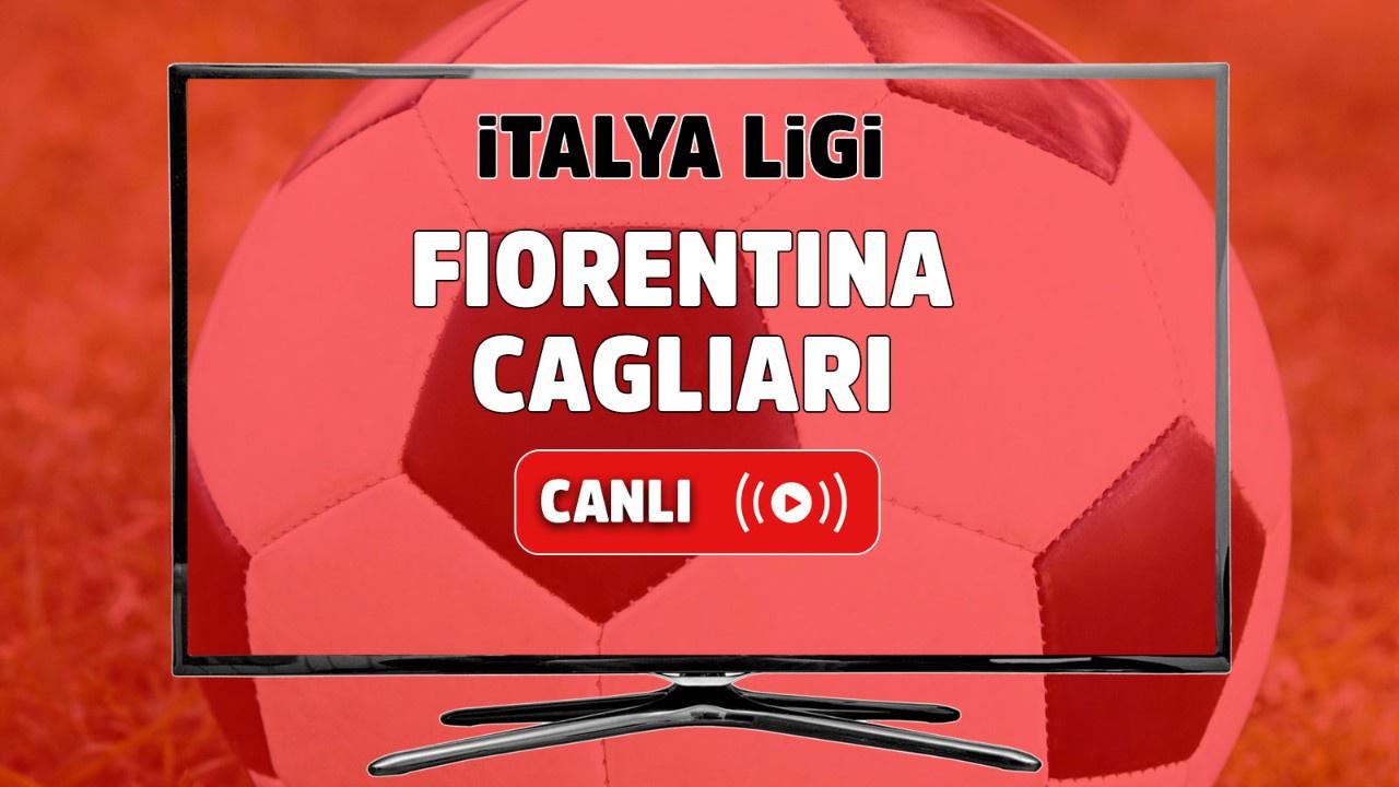 Fiorentina - Cagliari Canlı
