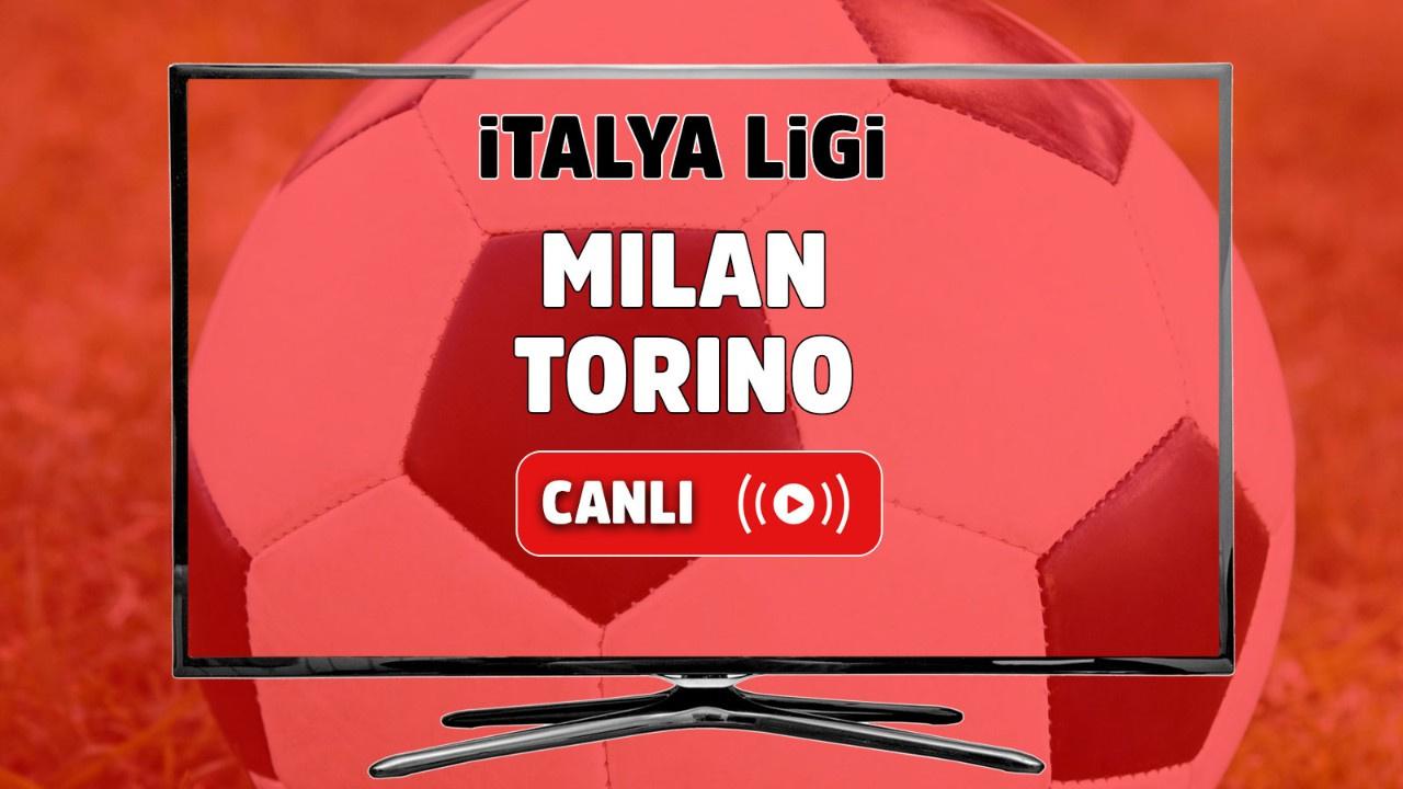 Milan - Torino Canlı