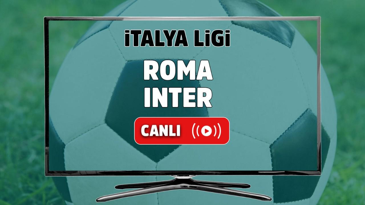 Roma - Inter Canlı