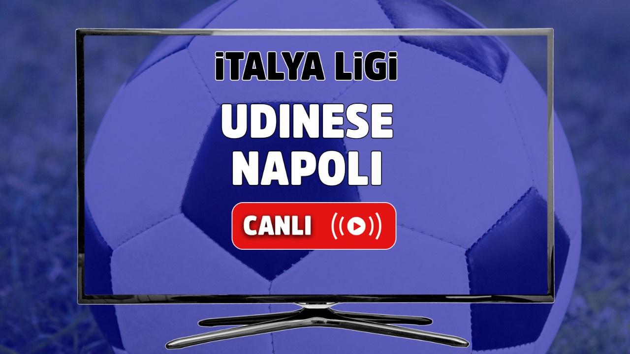 Udinese - Napoli Canlı