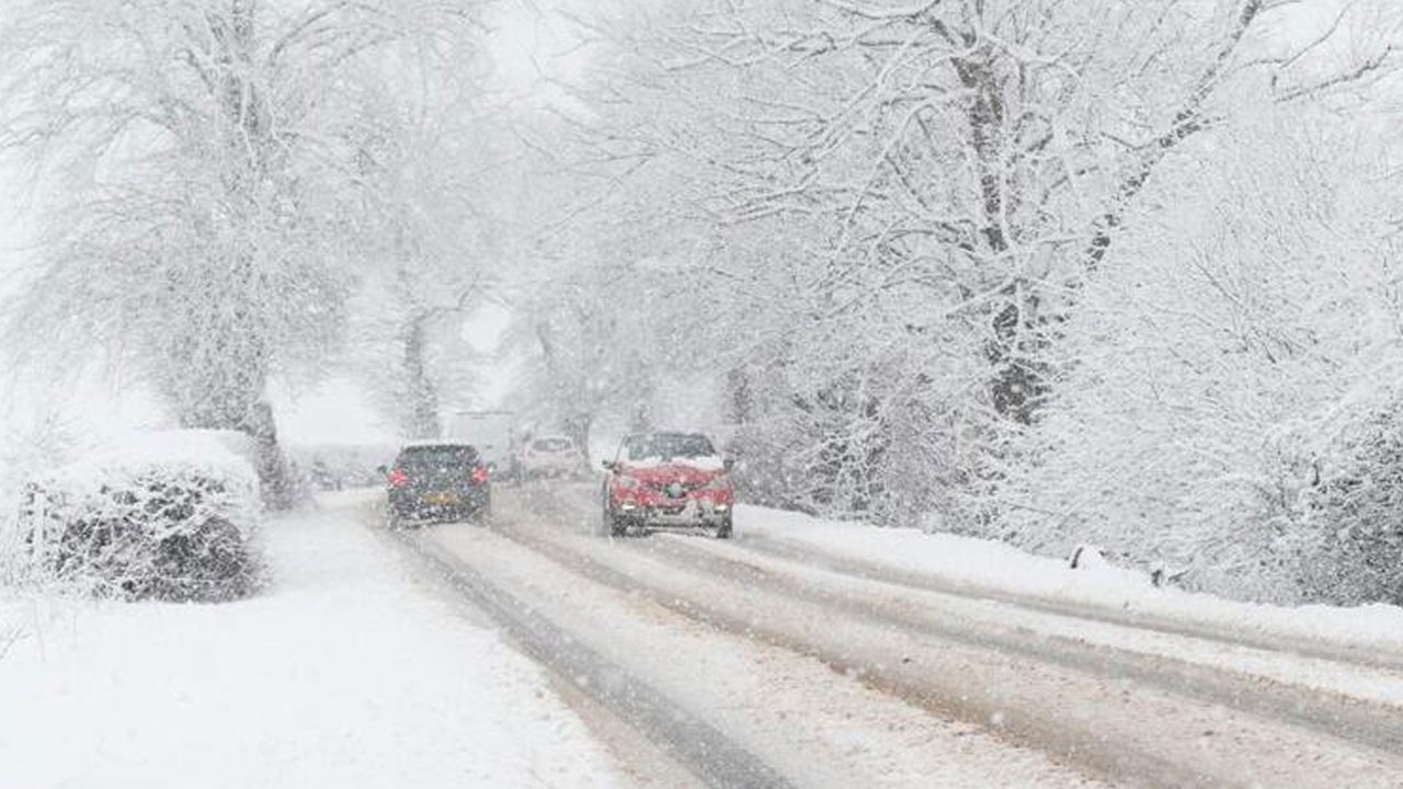 Meteorolojiden kuvvetli yağış ve kar uyarısı!