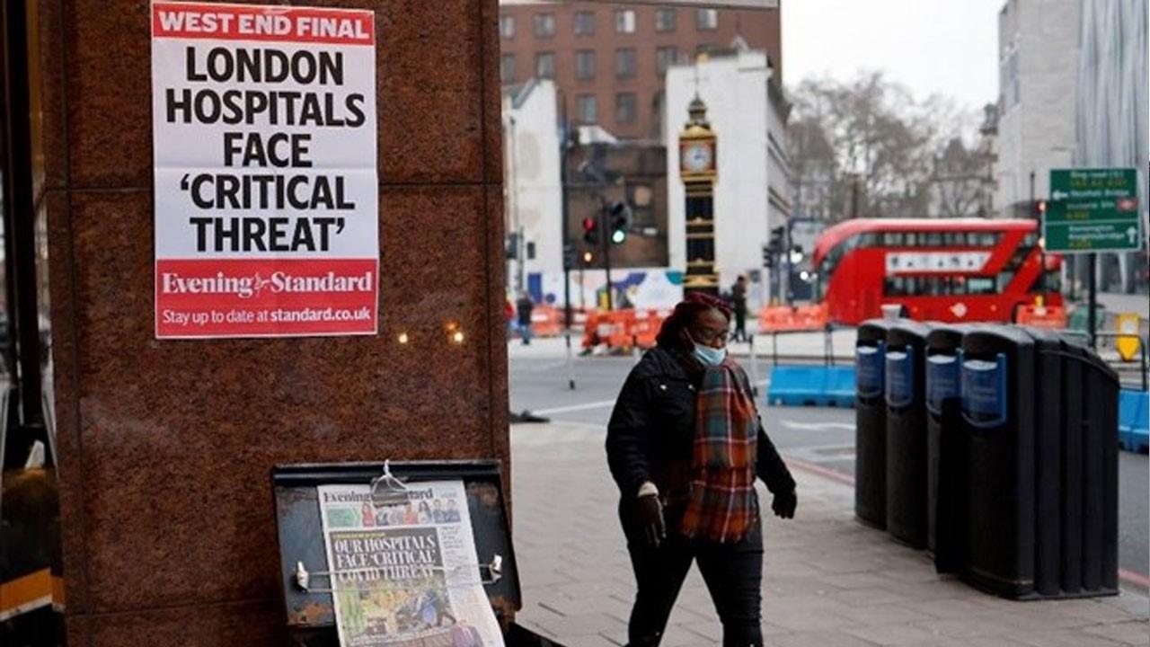 Londra'da koronavirüs alarmı