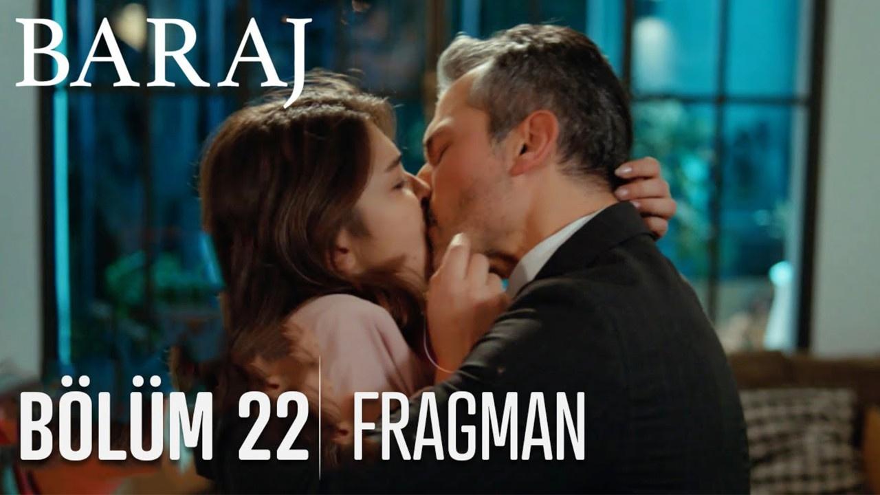 Baraj dizisi 22. Bölüm Fragmanı izle