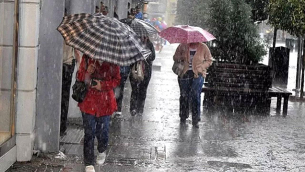 İstanbul için meteorolojiden sarı kodlu uyarı