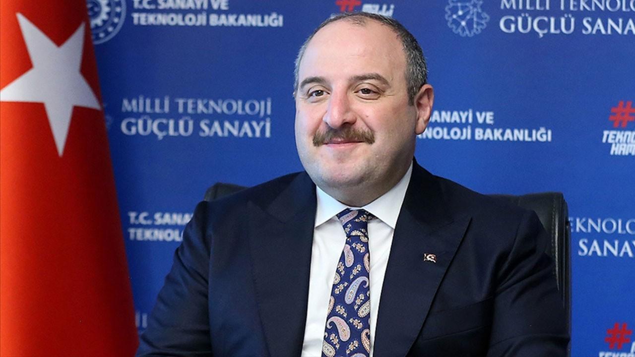 Bakan Varank'tan 'ekonomi' mesajı