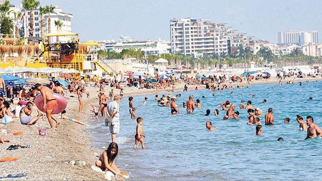4'üncü çeyrek turizm istatistikleri açıklandı