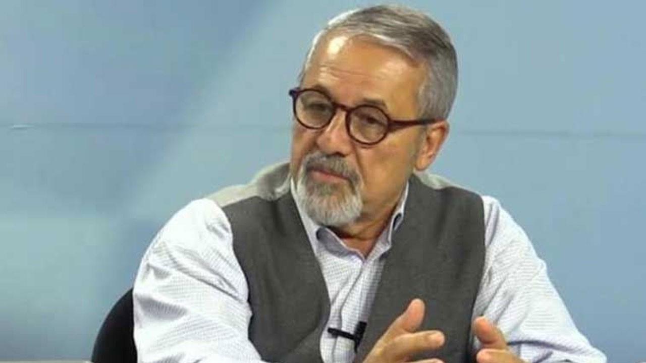 Prof. Dr. Naci Görür'den deprem açıklaması