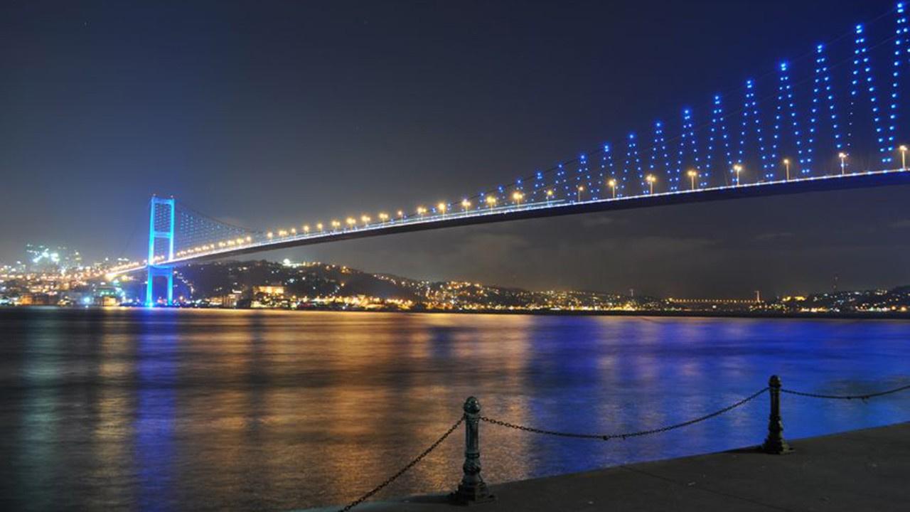 İstanbul Boğazı'nda geçişler durduruldu