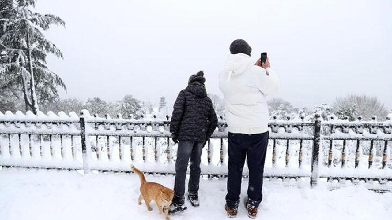 Meteoroloji'den kar uyarısı!10 derece daha düşecek