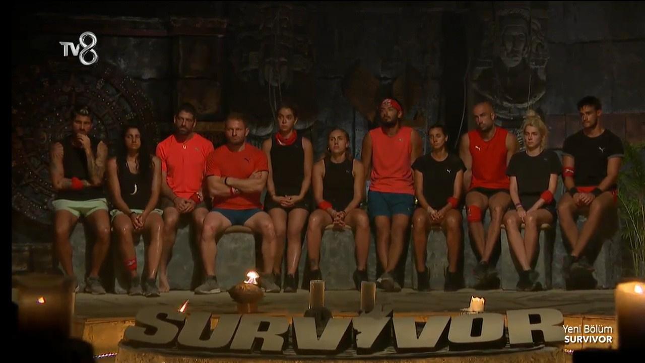 Survivor'da eleme adayının son sözleri şoke etti!