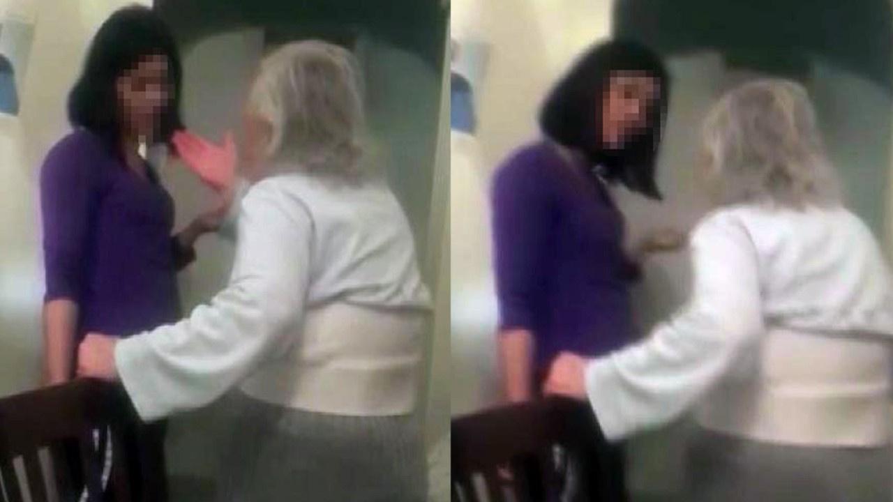 Yer: Kadıköy... Yaşlı kadına bakıcı şiddeti!