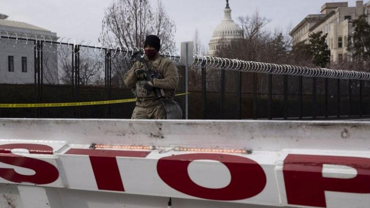 Washington DC alarmda