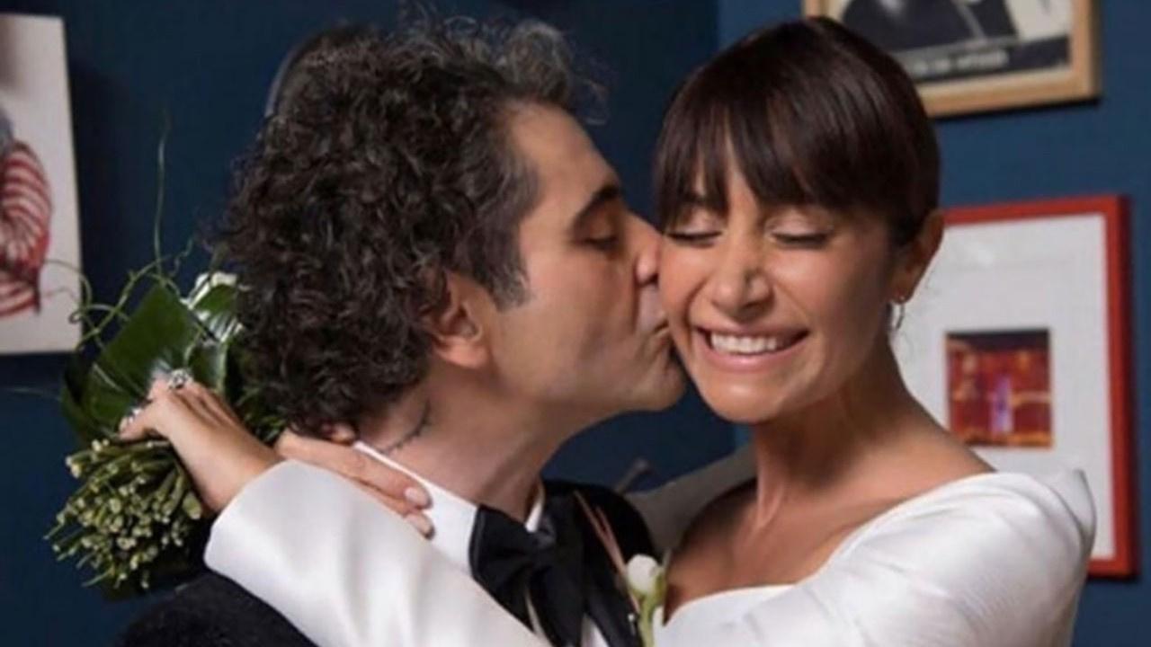 Sıla ve Hazer Amani 15 dakikada boşandı!