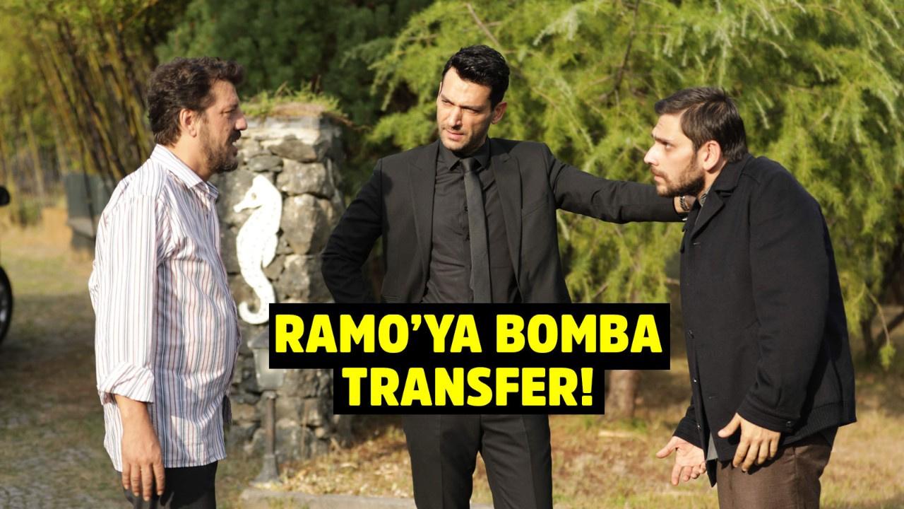 Ramo'ya flaş transfer