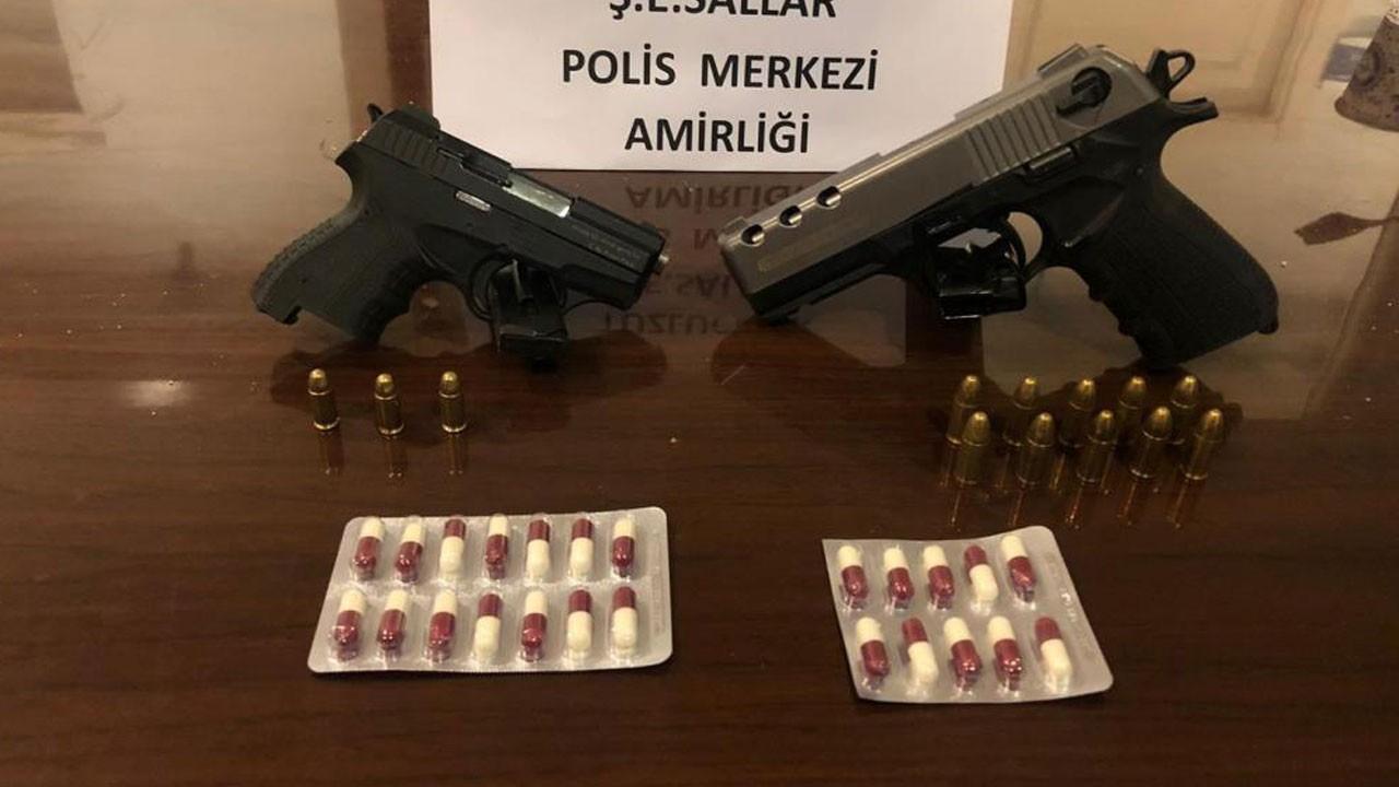 Suç makinesi Başkent'te yakalandı!