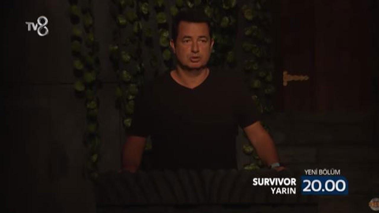 Survivor'da biri diskalifiye mi olacak!