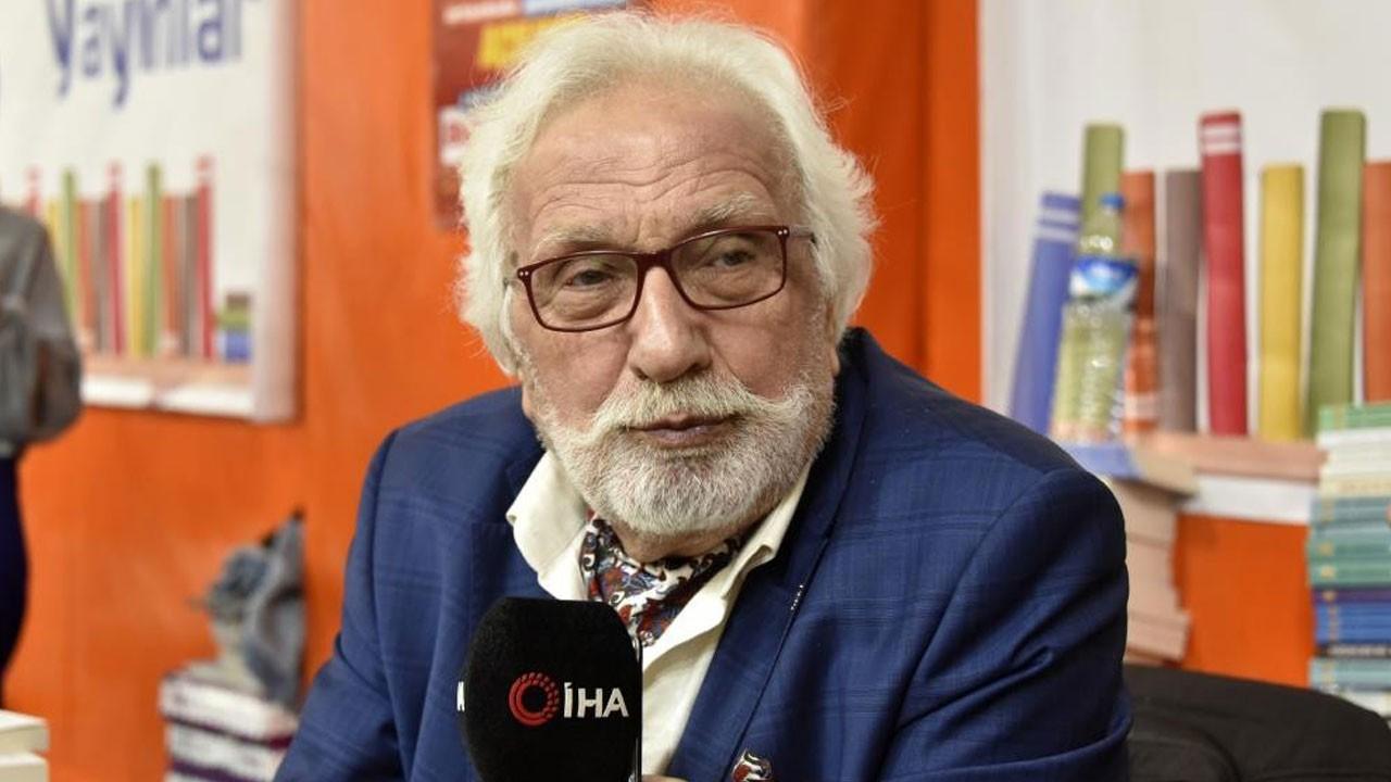 Ünlü Türk tarihçi hayatını kaybetti!